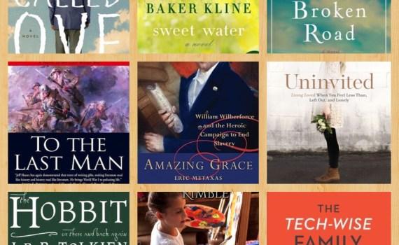 Bookshelf: May 2017