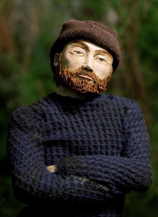 Bearded Man - 2004 - 30 x 40 - Chromogenic Print