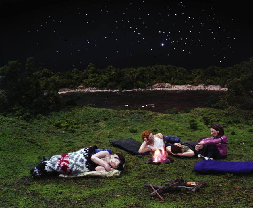 Camping - 2003 - 20 x 23 - Chromogenic Print