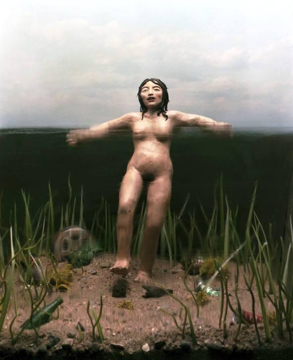 Lady of the Lake - 2002 - 20 x 24 - Chromogenic Print