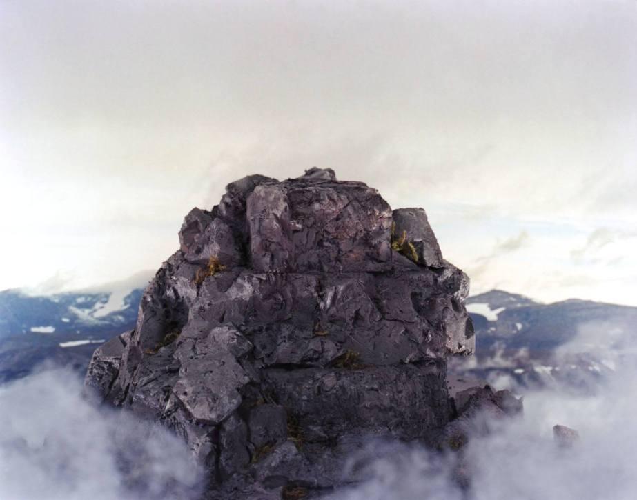 Mountain Top - 2002 - 20 x 24 - Chromogenic Print