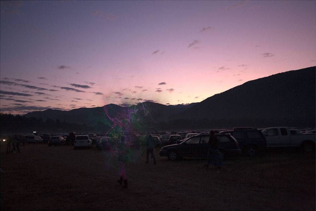 Morning Daze Phase - 2015 - 20 x 20 - Chromogenic Print
