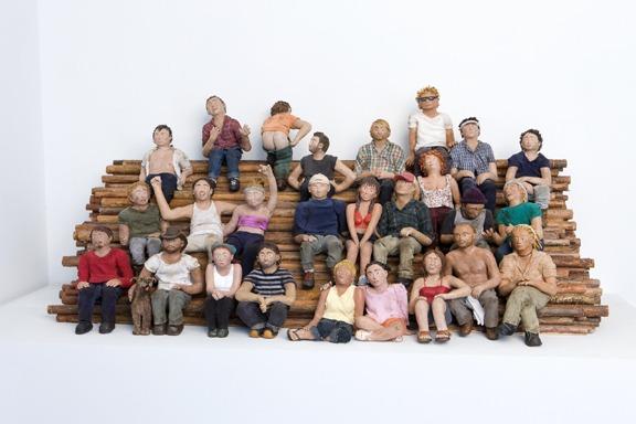 Group Portrait - 2004 - 55 x 65 - Chromogenic Print