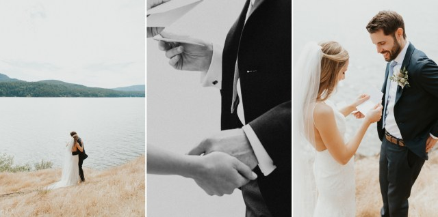 Rosario Resort Summer Wedding on Orcas Island by Sarah Anne Photography