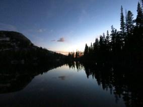 Cathedral Lake Yosemite