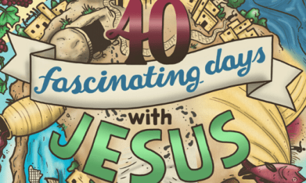 40 Day Lent Devo for Kids