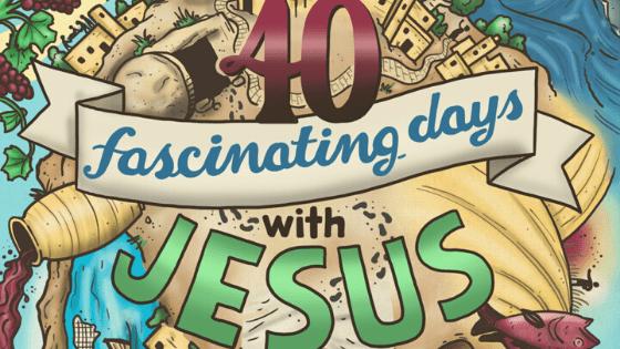 40 Day Lent Devo for Kids