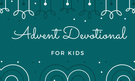 Advent Devotional for Kids