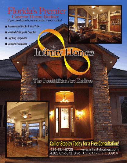 Infinity Homes - Lifestyle Magazine