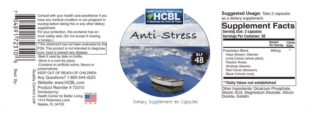 72310 Anti Stress