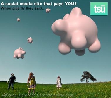 Piggy bank shaped balloons