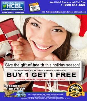 Health Center for Better Living Ad