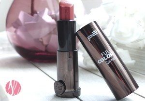 P2 Cosmetics Full Color Lipstick 100 Convey Greatness