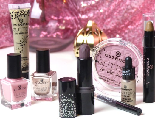 essence Glitter in the air Trend Edition