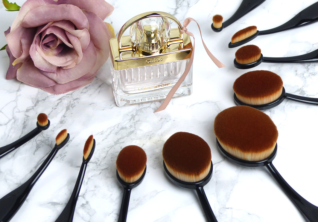 Oval Brushes – die neue Generation der Make-up Pinsel?
