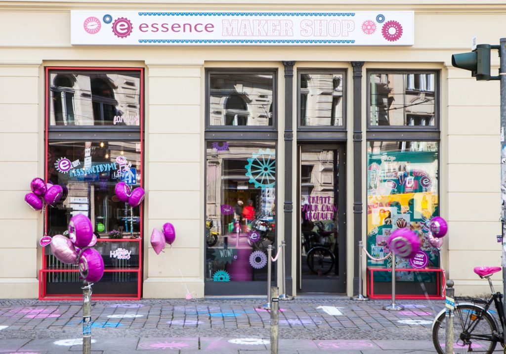 essence Maker Shop Berlin