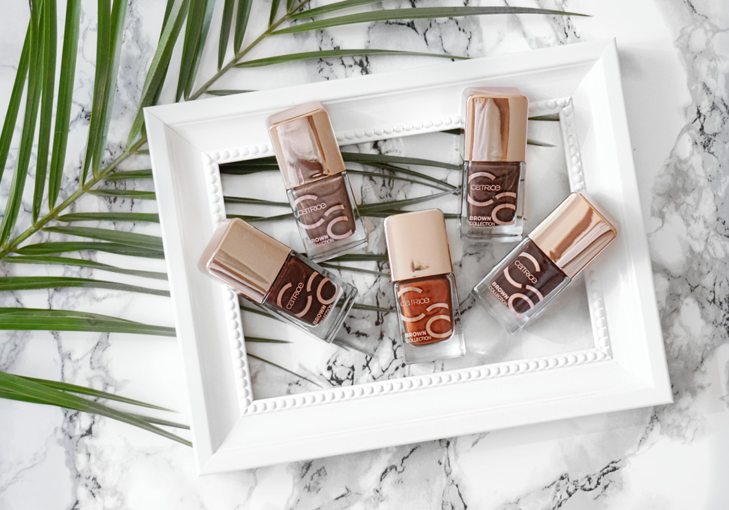 Brown Collection Nail Lacquer by CATRICE