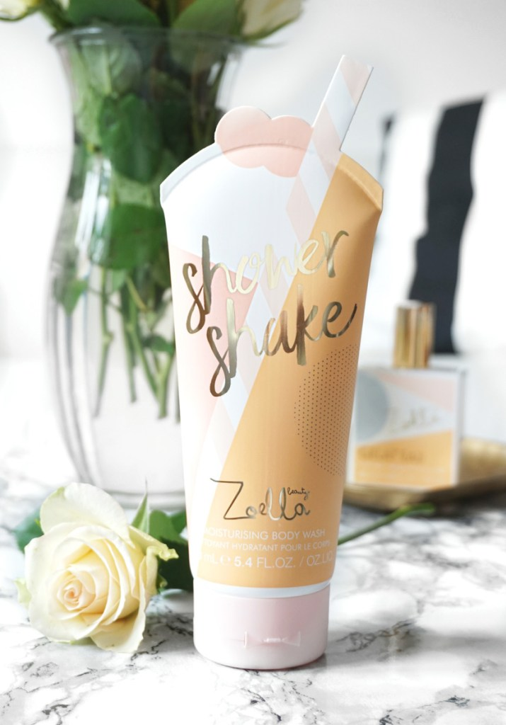 Zoella beauty Showe Shake
