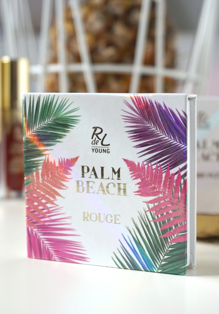 Rival de Loop Young; Limited Edition; Palm Beach; Rossman rouge