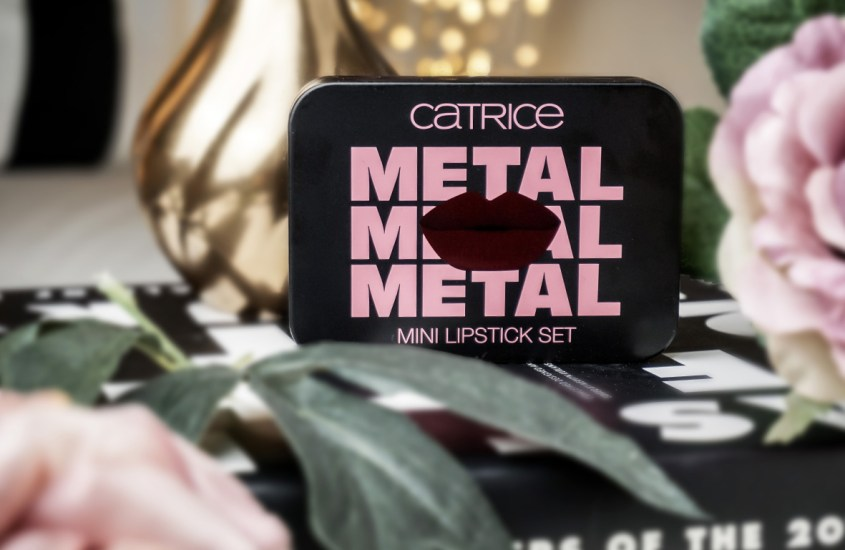 CATRICE Metal Mini Lipstick Set – die neuen Online Exclusives