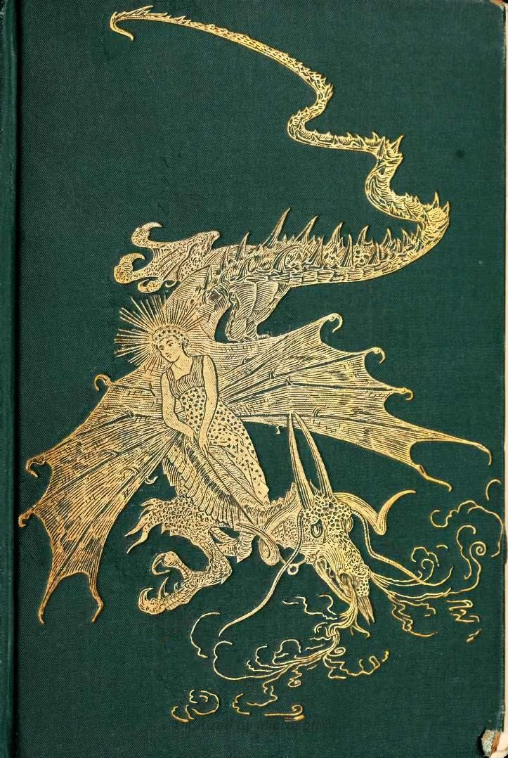 Green Fairy Book. Published in 1892.