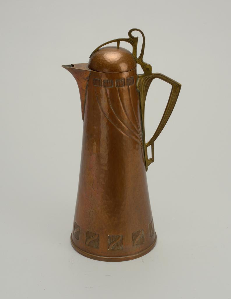 Ewer. 1910.