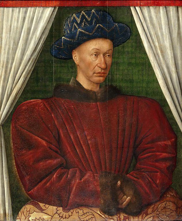 Charles VII of France. 1445-50.