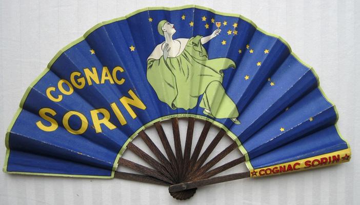 Cognac Sorin.