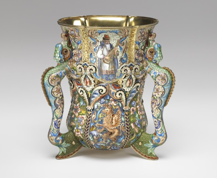 Loving cup. 1899-1908.