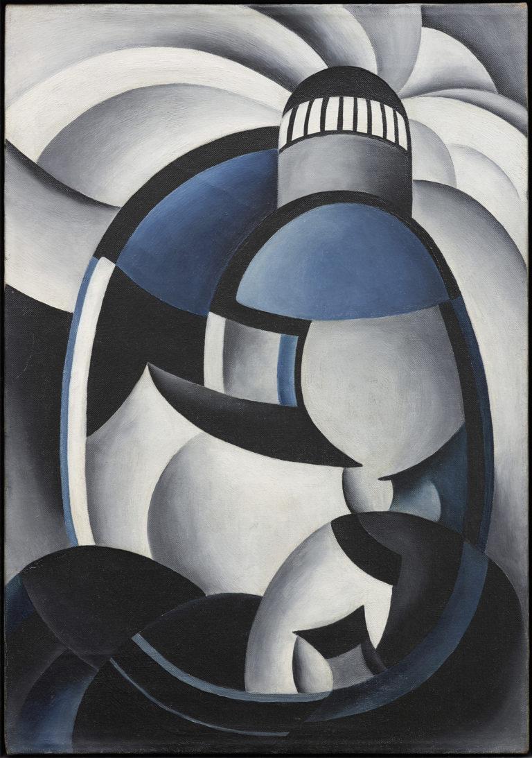 Variation on a Lighthouse Theme IV. ca. 1931-1932.