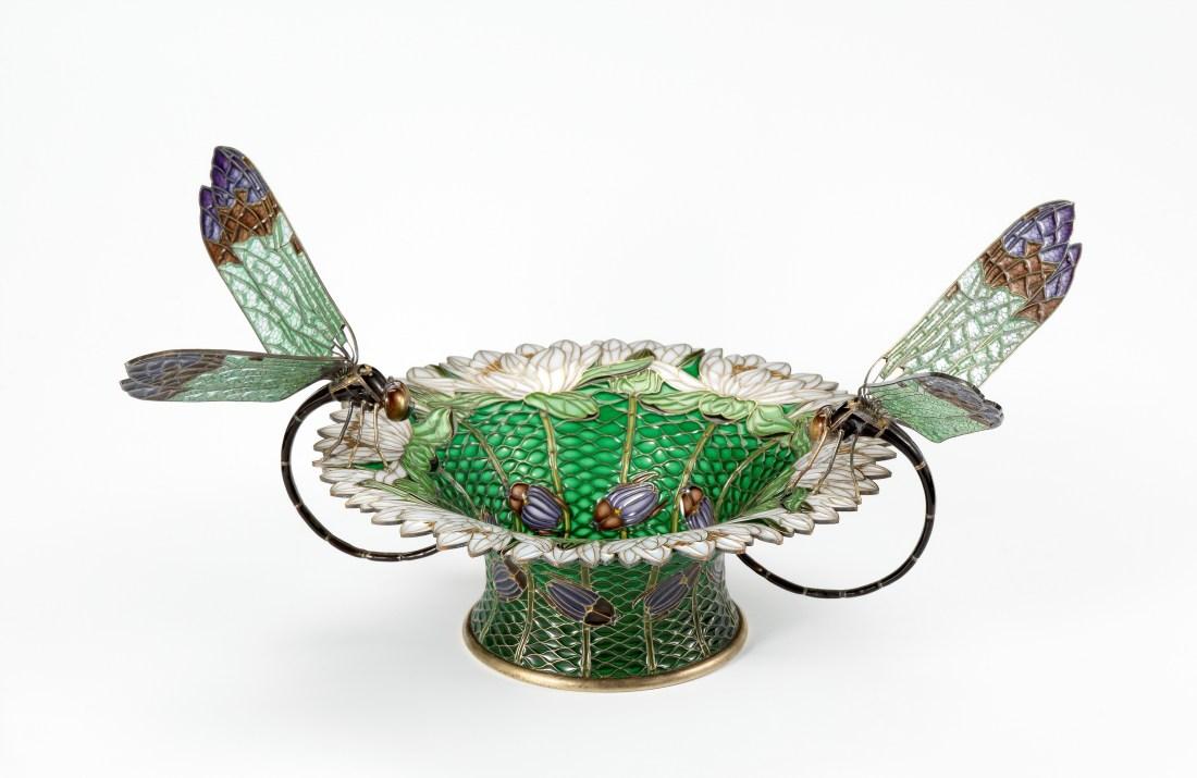 Libelleskålen. 1908.