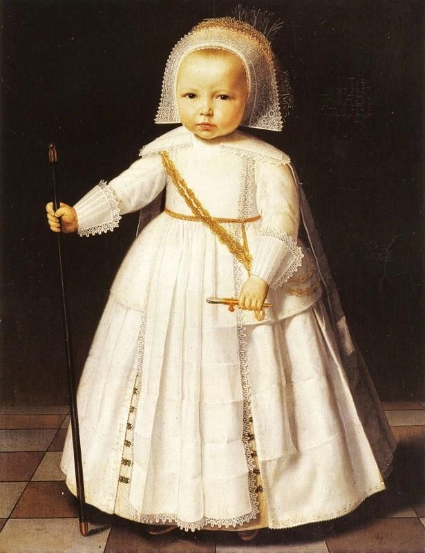 """""""Boy in White."""" 1641."""