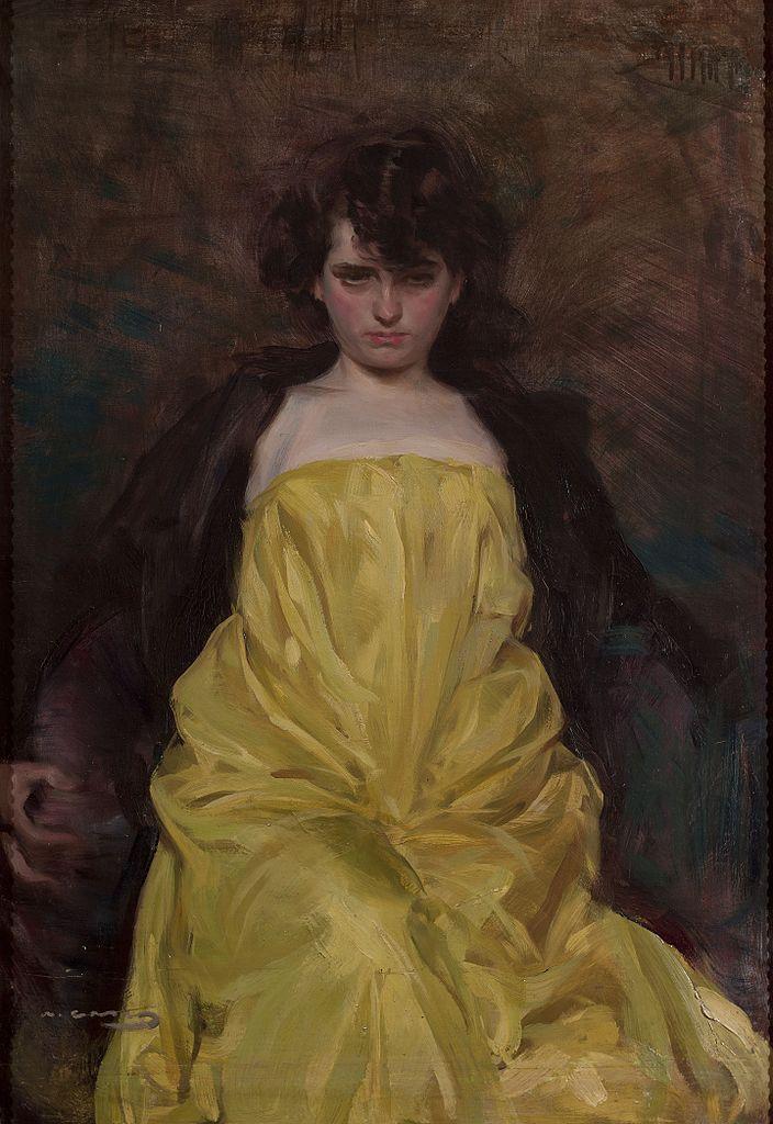 """La Sargantain."" 1907."