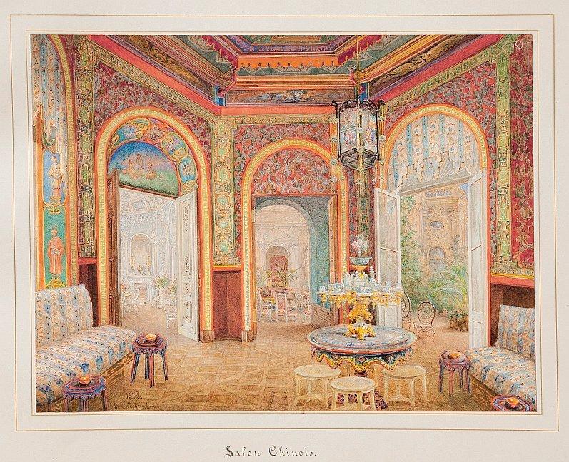 Salon Chinois.