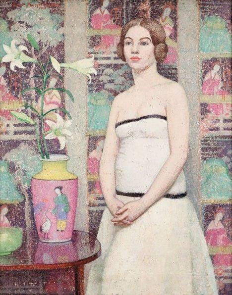 """""""The Dreamer."""" 1928."""