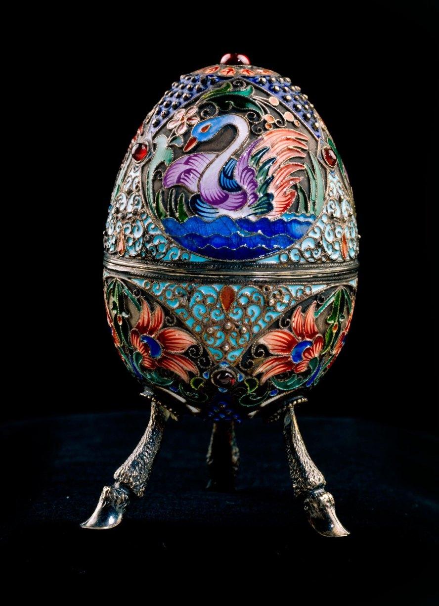 Peking egg. 1908-1917.