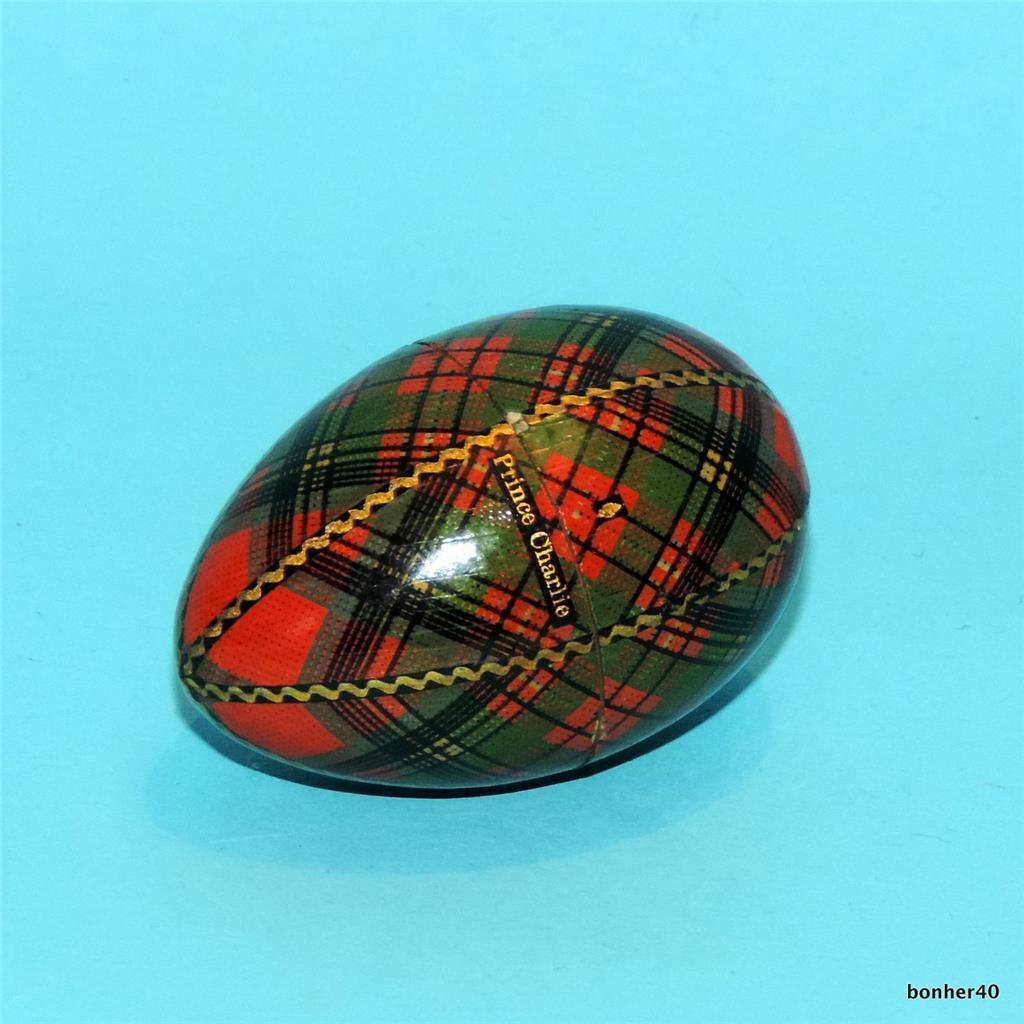 """""""Prince Charlie"""" sewing egg. Victorian."""