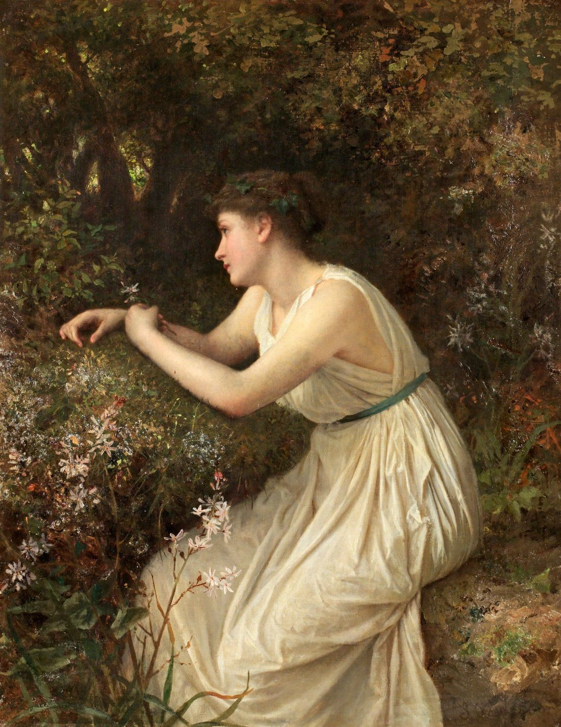 """Natural Princess."" 1881."