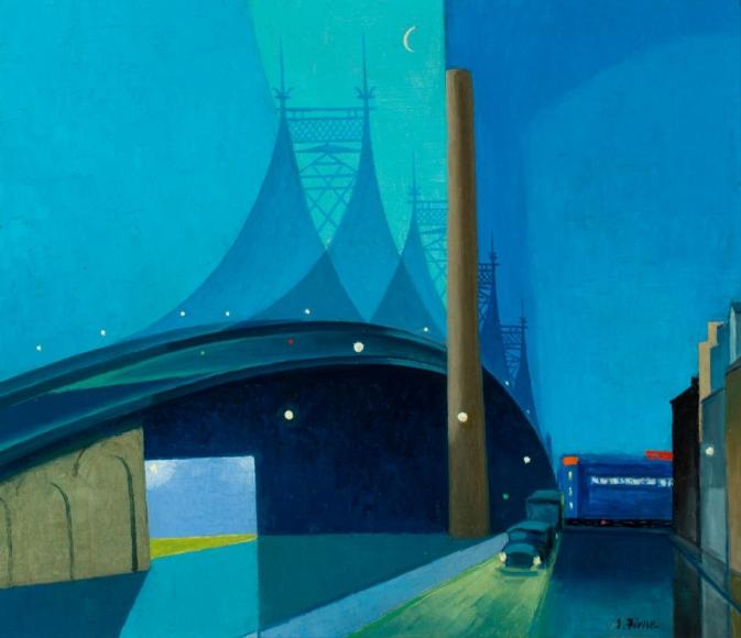 """""""The Bridge."""" No date."""