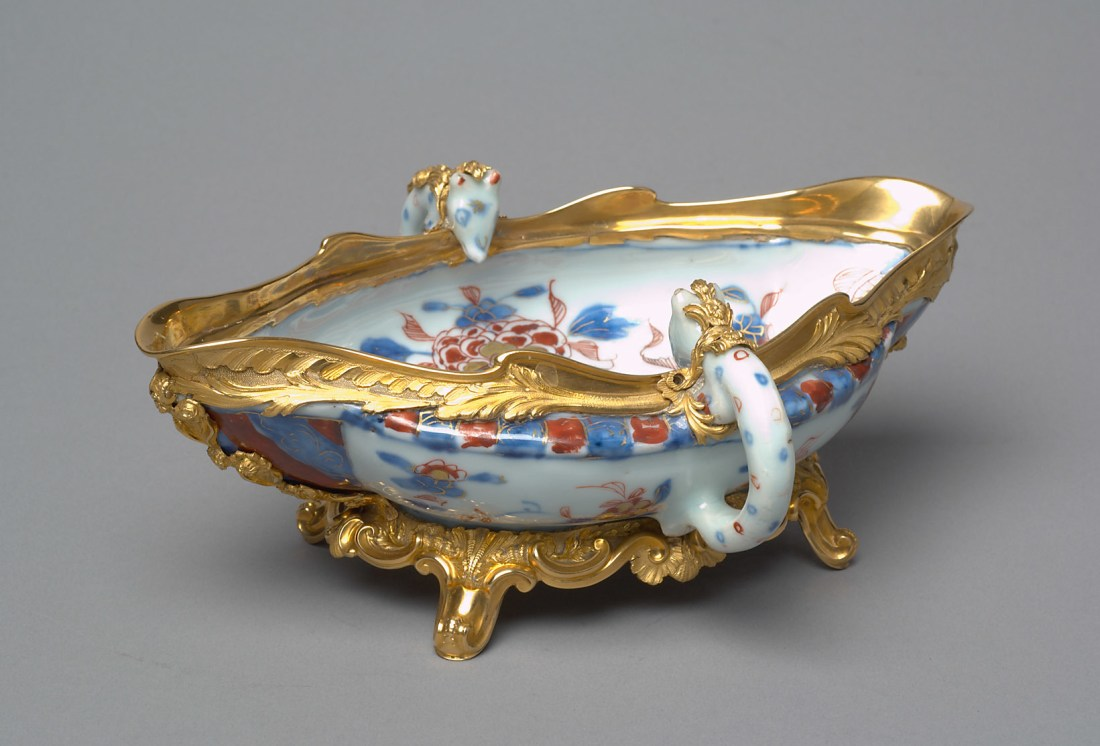 Sauciere made for the Duke Karl Alexander of Lorraine. 18th c.