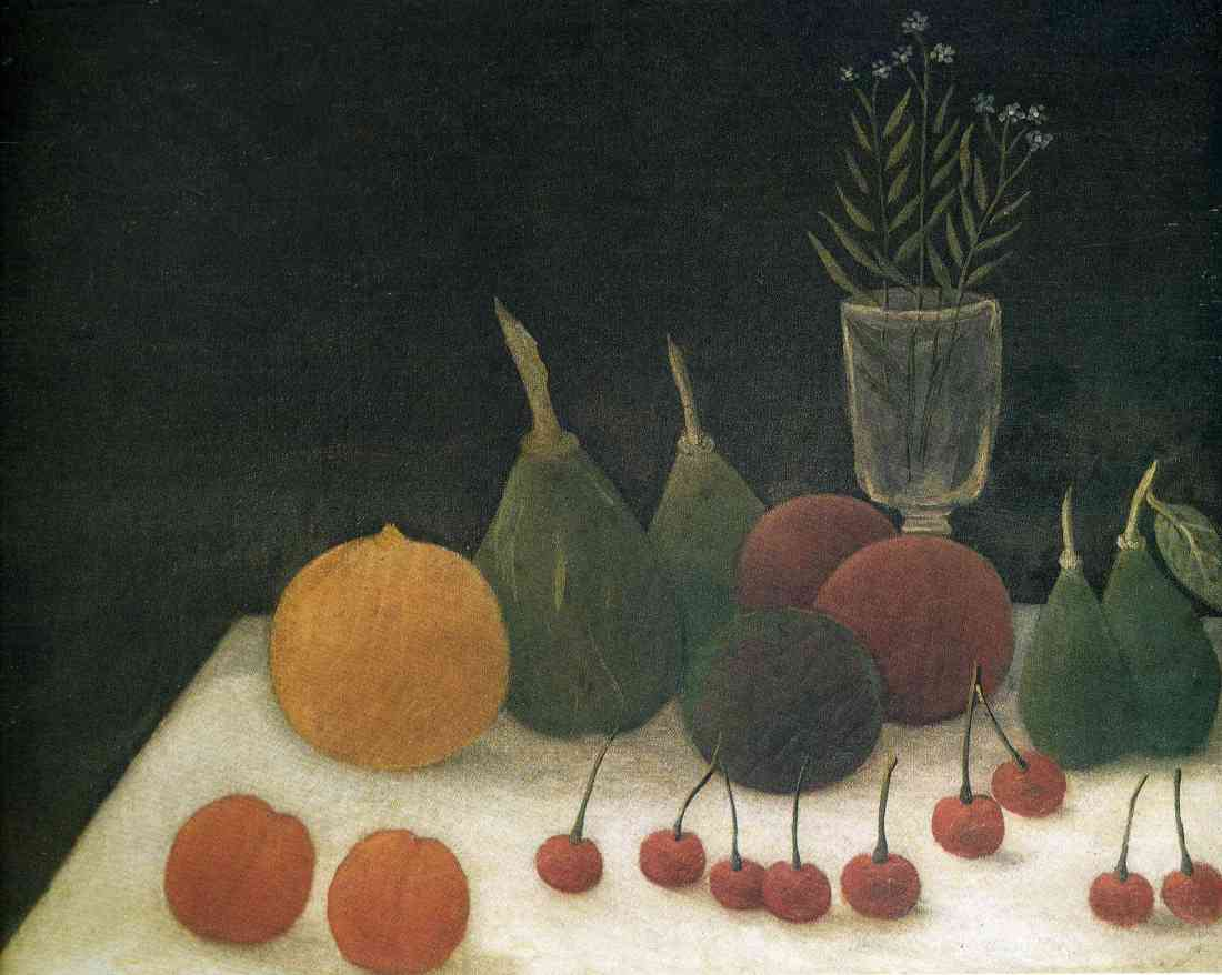 Still Life with Cherries. No date.