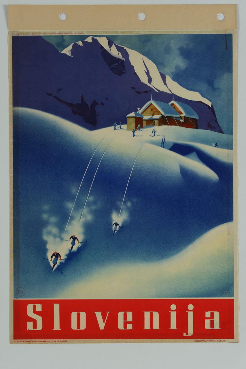 """""""Slovenija."""" ca. 1930's."""