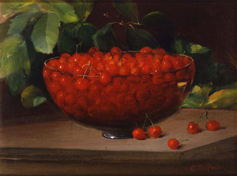 Porter_Untitled_Bowl_of_Cherries_IMAGE_ONLY0