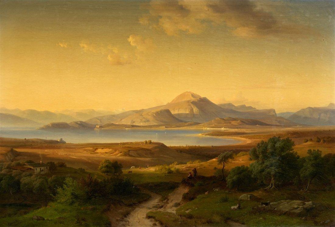 """View of the Albufera Lake."""