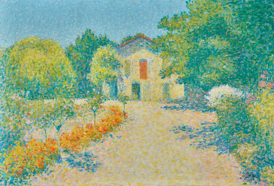 Achille-Lauge-LAlouette-maison-de-lartiste-a-Cailhau