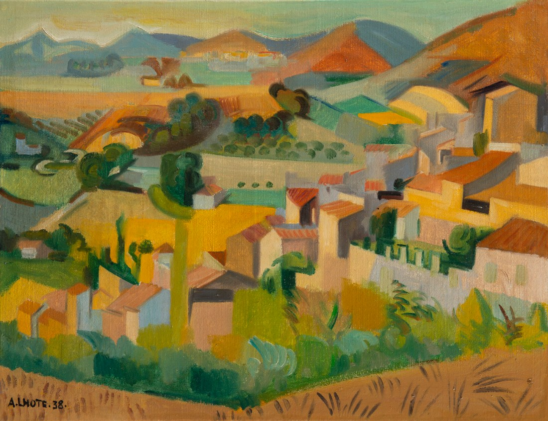 andre_lhote_1885_1962_paysage_de_mirmande_bailly_gallery_2006