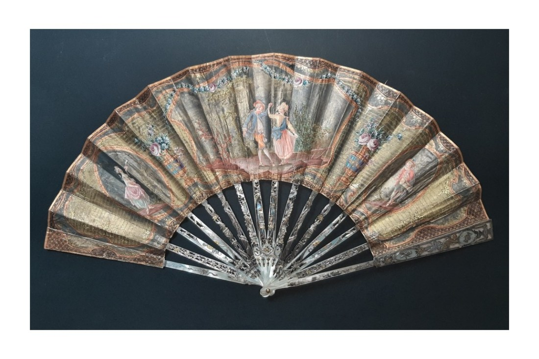 minuet-pastiche-fan-19th-century