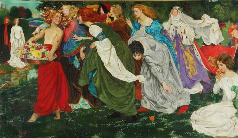 Shaw, John Byam Liston, 1872-1919; Love's Baubles
