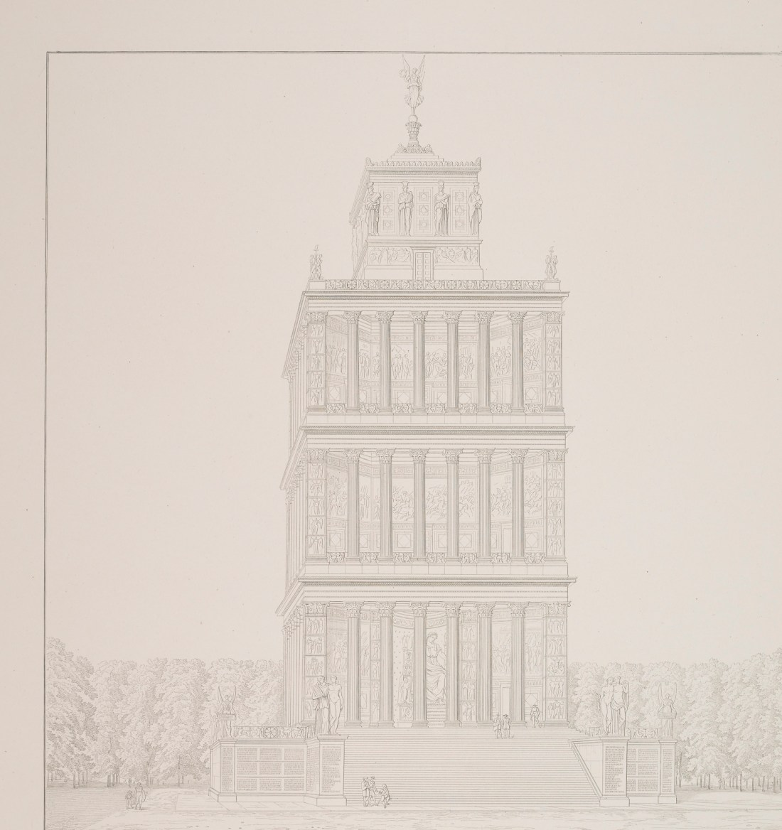 perspective-view-plans-details-plate-168-of-monume