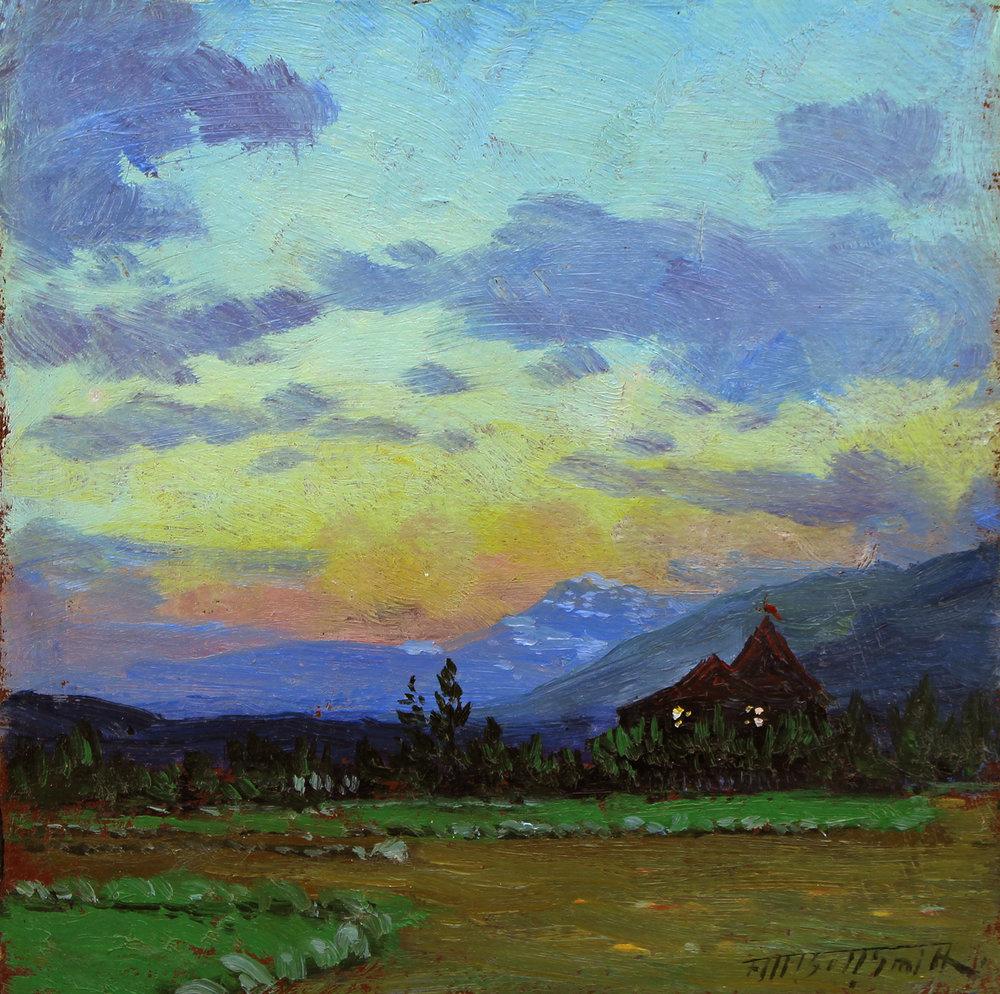 Frederic+Marlett+Bell-Smith+(Canadian+1846-1923)+Fraser+Valley,+BC